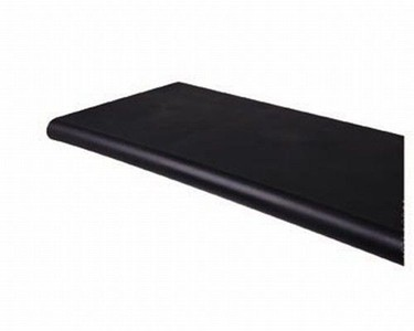 Black Bullnose Shelf