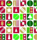 "Christmas Giftwrap ""Holiday Magic"""