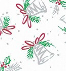"Christmas Giftwrap ""Winter Bells"""