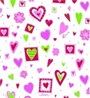 "Valentine Giftwrap ""Love Crush"""