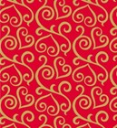 "Valentine Giftwrap ""Scrolled Hearts"""