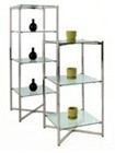 "Folding Glass Tower (37""H)"