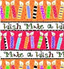 "Celebration Giftwrap ""Make a Wish"""