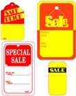 Sale Tags and Labels