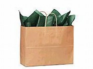 Medium Paper Shopper (Brown)
