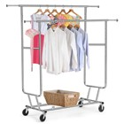 Rolling Rack Double Bar