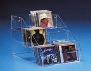 Compact Disc Display Double Wide