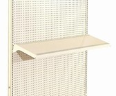 Perforated Upper Shelf