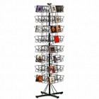 CD  Floor Spinner Rack